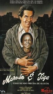 Marvin e Tige - Todo Mundo Precisa de Alguém - Poster / Capa / Cartaz - Oficial 1