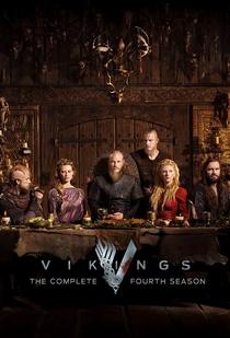 Vikings (4ª Temporada) - Poster / Capa / Cartaz - Oficial 1