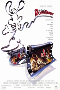 Uma Cilada para Roger Rabbit - Poster / Capa / Cartaz - Oficial 1