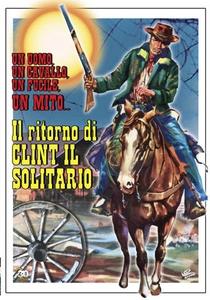 O Retorno de Clint, O Estranho - Poster / Capa / Cartaz - Oficial 4