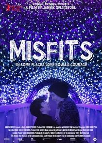 Misfits - Poster / Capa / Cartaz - Oficial 1