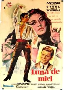 Luna de miel - Poster / Capa / Cartaz - Oficial 1