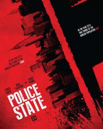 Police State - Poster / Capa / Cartaz - Oficial 1