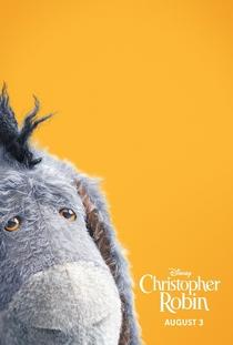 Christopher Robin - Um Reencontro Inesquecível - Poster / Capa / Cartaz - Oficial 17