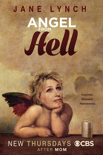 Angel From Hell (1ª Temporada) - Poster / Capa / Cartaz - Oficial 1