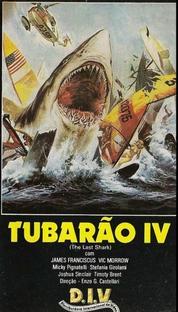 O Último Tubarão - Poster / Capa / Cartaz - Oficial 4