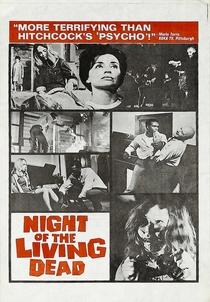 A Noite dos Mortos-Vivos - Poster / Capa / Cartaz - Oficial 10