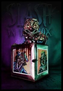 Slash in the Box - Poster / Capa / Cartaz - Oficial 1