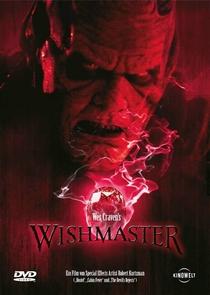 O Mestre Dos Desejos - Poster / Capa / Cartaz - Oficial 5