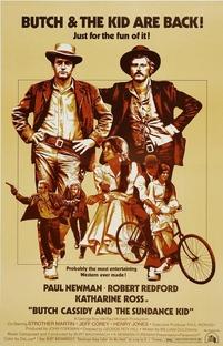 Butch Cassidy - Poster / Capa / Cartaz - Oficial 1