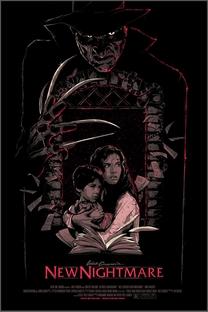 O Novo Pesadelo: O Retorno de Freddy Krueger - Poster / Capa / Cartaz - Oficial 5