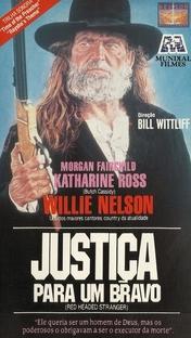 Justiça Para Um Bravo - Poster / Capa / Cartaz - Oficial 1