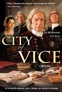 City of Vice  - Poster / Capa / Cartaz - Oficial 1