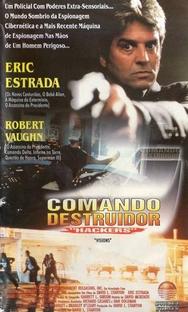 Comando Destruidor  - Poster / Capa / Cartaz - Oficial 1