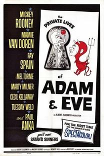 A Vida Íntima de Adão e Eva - Poster / Capa / Cartaz - Oficial 2