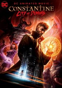 Constantine: Cidade dos Demônios - Poster / Capa / Cartaz - Oficial 1