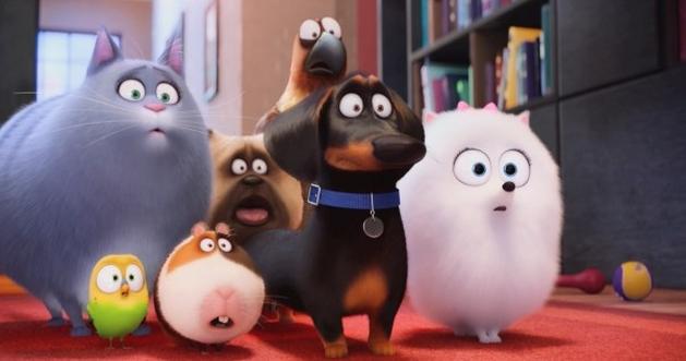 Bilheterias Brasil: a animação Pets deixa Esquadrão Suicida em segundo lugar
