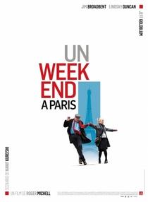 Um Fim de Semana em Paris - Poster / Capa / Cartaz - Oficial 4