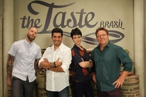 The Taste Brasil (4ª Temporada) - Poster / Capa / Cartaz - Oficial 1