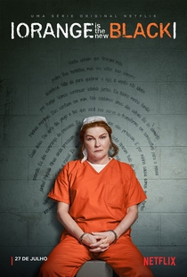 Orange Is the New Black (6ª Temporada) - Poster / Capa / Cartaz - Oficial 6