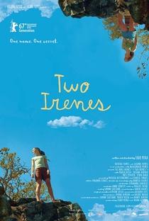 As Duas Irenes - Poster / Capa / Cartaz - Oficial 2