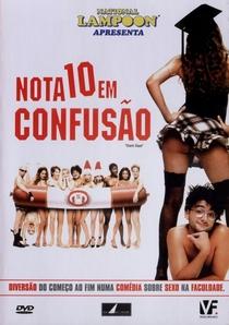 Nota 10 em Confusão - Poster / Capa / Cartaz - Oficial 2