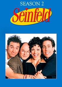 Seinfeld (2ª Temporada) - Poster / Capa / Cartaz - Oficial 2