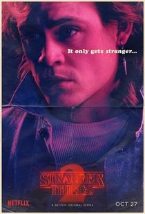 Stranger Things (2ª Temporada) - Poster / Capa / Cartaz - Oficial 15