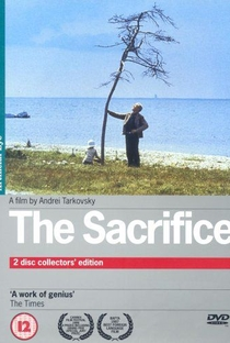 O Sacrifício - Poster / Capa / Cartaz - Oficial 16