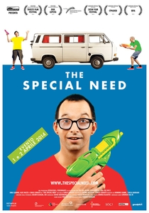 The special need - Poster / Capa / Cartaz - Oficial 1