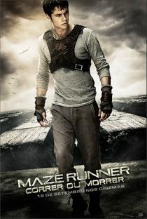 Maze Runner: Correr ou Morrer - Poster / Capa / Cartaz - Oficial 9