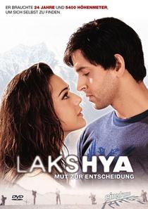 Lakshya - Poster / Capa / Cartaz - Oficial 1