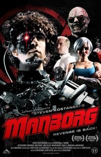Manborg - Poster / Capa / Cartaz - Oficial 2