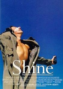 Shine - Brilhante - Poster / Capa / Cartaz - Oficial 1