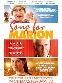 Canção para Marion - Poster / Capa / Cartaz - Oficial 1