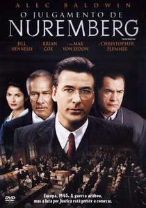 O Julgamento de Nuremberg - Poster / Capa / Cartaz - Oficial 2