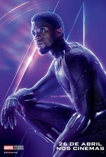 Vingadores: Guerra Infinita - Poster / Capa / Cartaz - Oficial 13