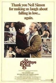 A Garota do Adeus - Poster / Capa / Cartaz - Oficial 1