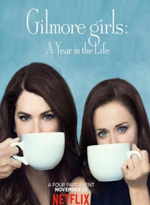 Gilmore Girls: Um Ano para Recordar - Poster / Capa / Cartaz - Oficial 13