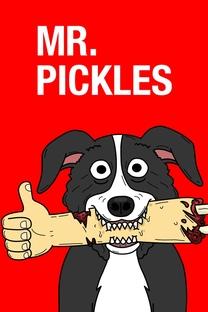 Mr. Pickles (4ª Temporada) - Poster / Capa / Cartaz - Oficial 1