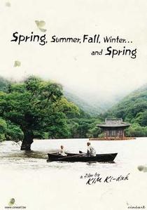 Primavera, Verão, Outono, Inverno e... Primavera - Poster / Capa / Cartaz - Oficial 7