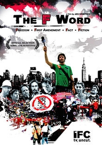 The F Word - Poster / Capa / Cartaz - Oficial 1
