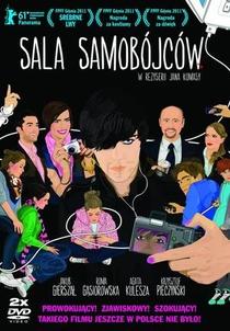 Sala do Suicídio - Poster / Capa / Cartaz - Oficial 1