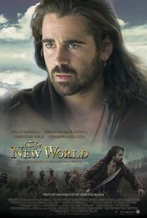 O Novo Mundo - Poster / Capa / Cartaz - Oficial 7