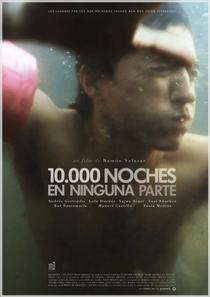 10.000 Noches en Ninguna Parte - Poster / Capa / Cartaz - Oficial 1