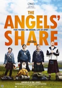 A Parte dos Anjos - Poster / Capa / Cartaz - Oficial 1