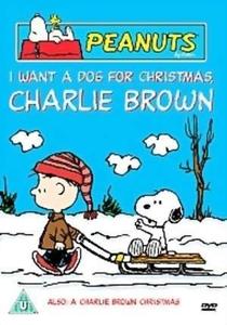 Eu Quero um Cachorro para o Natal, Charlie Brown - Poster / Capa / Cartaz - Oficial 2