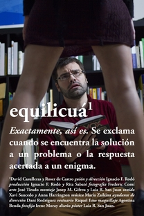 Equilicuá - Poster / Capa / Cartaz - Oficial 1