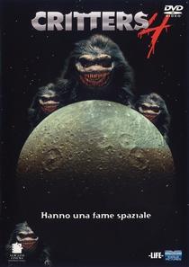 Criaturas 4 - Poster / Capa / Cartaz - Oficial 3