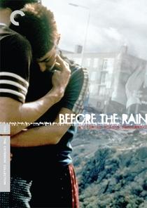 Antes da Chuva - Poster / Capa / Cartaz - Oficial 1
